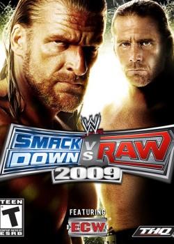 Скачать игру WWE SmackDown vs. Raw 2009 через торрент на pc