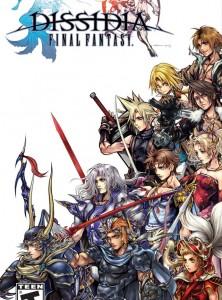 Скачать игру Dissidia Final Fantasy через торрент на pc