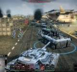 Tom Clancy's EndWar взломанные игры