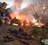 Crysis Warhead взломанные игры