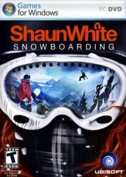 Скачать игру Shaun White Snowboarding через торрент на pc