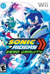 Скачать игру Sonic Riders Zero Gravity через торрент на pc