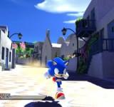 Sonic Unleashed на ноутбук