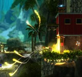 Bionic Commando Rearmed взломанные игры