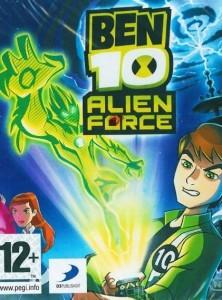 Скачать игру Ben 10: Alien Force через торрент на pc