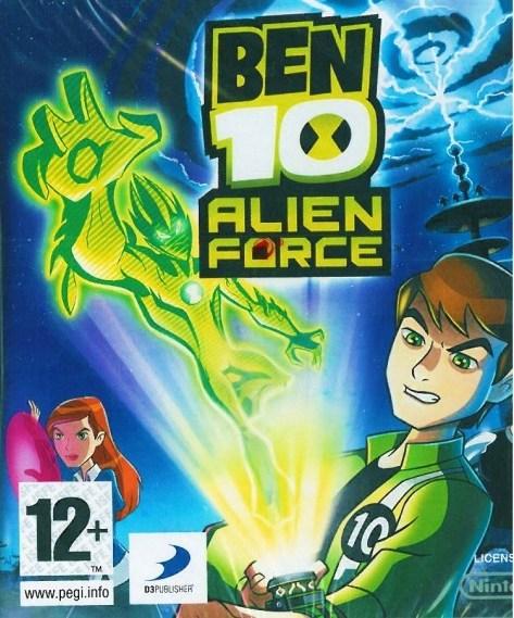 Бен 10 игра торрент в неплохом качестве
