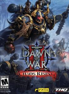 Скачать игру Warhammer 40,000 Dawn of War 2 Chaos Rising через торрент на pc