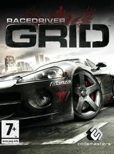 Скачать игру Race Driver: GRID через торрент на pc