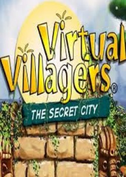 Скачать игру Virtual Villagers 3: The Secret City через торрент на pc