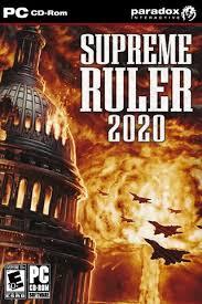 Скачать игру Supreme Ruler 2020 через торрент на pc