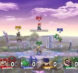 Super Smash Bros. Brawl полные игры