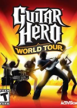 Скачать игру Guitar Hero World Tour через торрент на pc