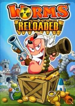 Скачать игру Worms Reloaded через торрент на pc