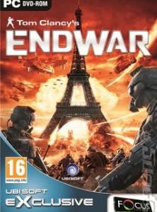 Скачать игру Tom Clancy's EndWar через торрент на pc