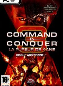 Скачать игру Command & Conquer 3: Ярость Кейна через торрент на pc