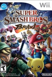 Скачать игру Super Smash Bros. Brawl через торрент на pc