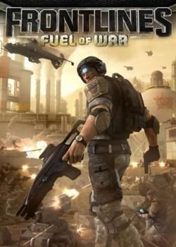 Скачать игру Frontlines: Fuel of War через торрент на pc