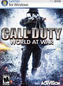 Скачать игру Call of Duty 5 через торрент на pc