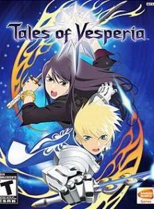 Скачать игру Tales of Vesperia через торрент на pc