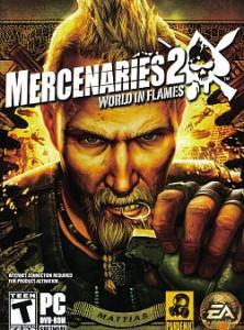 Скачать игру Mercenaries 2: World in Flames через торрент на pc