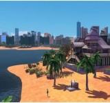 SimCity Город с характером Туристический рай на виндовс