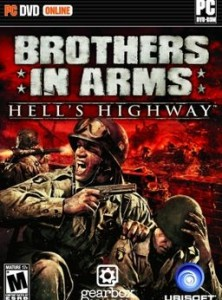 Скачать игру Brothers in Arms: Hell's Highway через торрент на pc