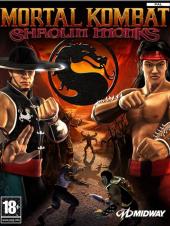 Скачать игру Mortal Kombat Shaolin Monks через торрент на pc