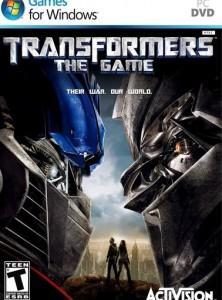 Скачать игру Transformers The Game через торрент на pc