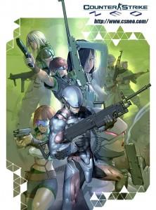 Скачать игру Counter Strike Neo через торрент на pc