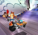 Crash Tag Team Racing на виндовс