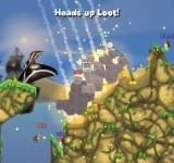 Worms Open Warfare взломанные игры