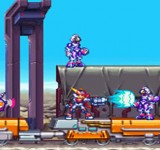 Mega Man ZX взломанные игры