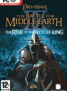 Скачать игру Властелин колец Битва за Средиземье 2 Под знаменем Короля чародея через торрент на pc