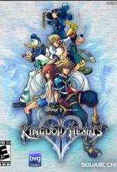 Скачать игру Kingdom Hearts 2 через торрент на pc