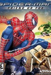 Скачать игру Человек Паук друг или враг через торрент на pc
