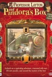Скачать игру Professor Layton and Pandoras Box через торрент на pc