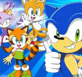 Sonic Rush Adventure на виндовс
