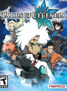 Tales of Legendia / Талес оф Легендиа