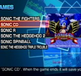Sonic Gems Collection на ноутбук