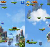 Sonic Jump на ноутбук
