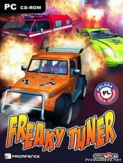 Скачать игру Freaky Tuner через торрент на pc