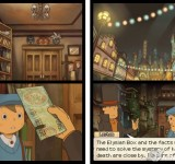 Professor Layton and Pandoras Box взломанные игры