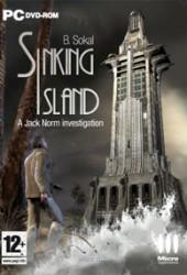 Скачать игру Sinking Island через торрент на pc