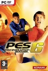 Скачать игру Pro Evolution Soccer 6 через торрент на pc