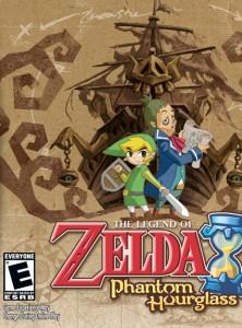 Скачать игру The Legend of Zelda Phantom Hourglass через торрент на pc