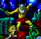 Stormlord на ноутбук