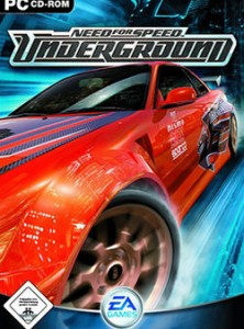 Скачать игру Need for Speed Underground через торрент на pc