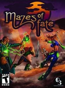 Скачать игру Mazes of Fate через торрент на pc