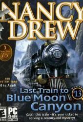 Скачать игру Нэнси Дрю Последний поезд в Лунное ущелье через торрент на pc