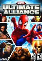 Скачать игру Marvel Ultimate Alliance через торрент на pc